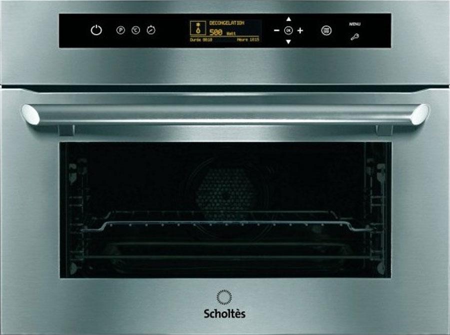 מיקרוגל משולב תנור 45 סמ 40 ליטר שולטס SCHOLTES SMW