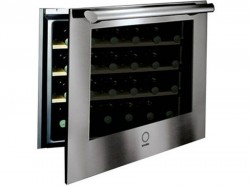 מקרר יינות 24 בקבוקים בנוי 45 סמ מסדרת S3 שולטס SCHOLTES SPXV24