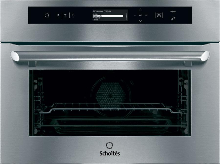 """מיקרוגל משולב תנור 45 ס""""מ 40 ליטר שולטס SCHOLTES SMW"""