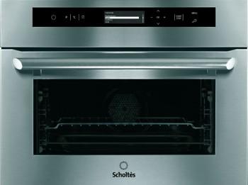 תנור בנוי 45 סמ 40 ליטר פירוליטי שולטס SCHOLTES SPY-1