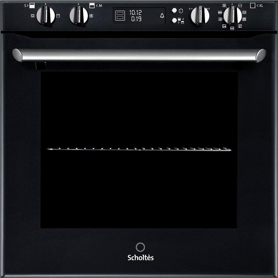 תנור שולטס פירוליטי, מחיצה, הפעלה בכפתורים, תא גדול סדרת S3