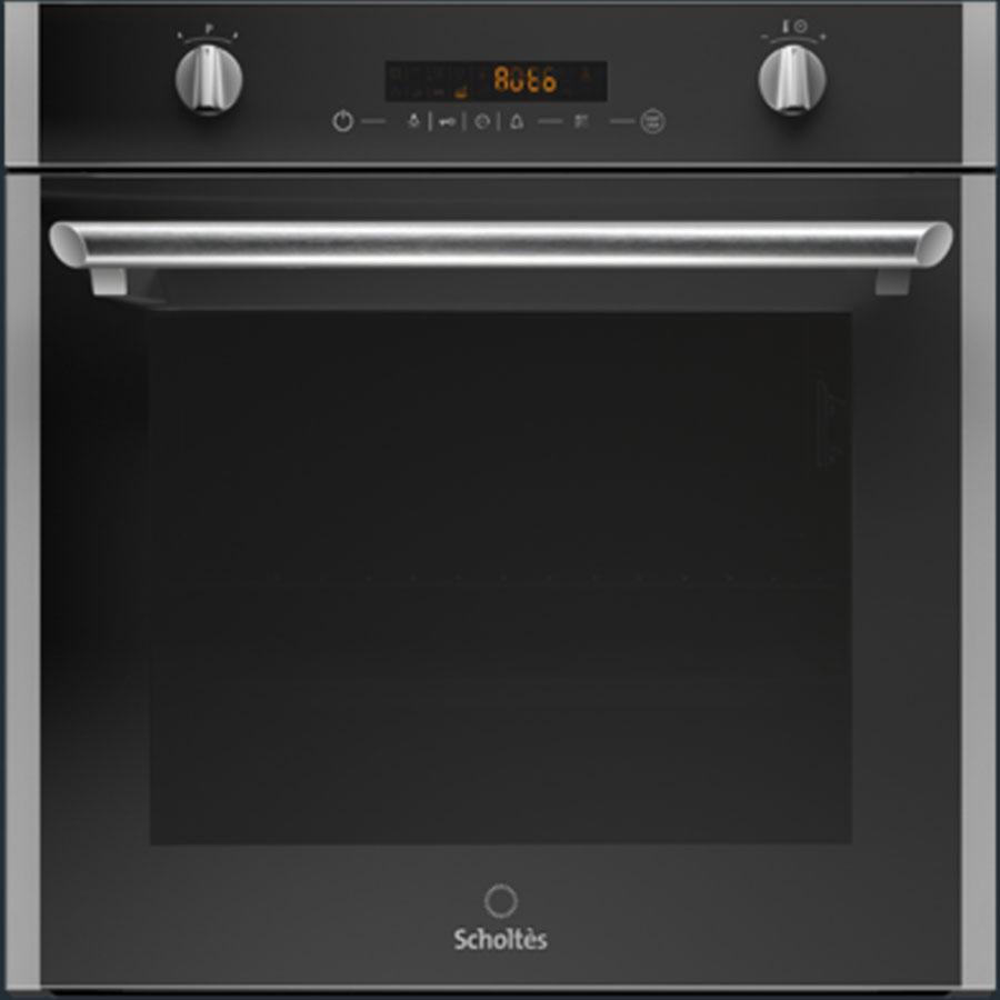 תנור שולטס דיגיטלי, מחיצה, תא גדול הפעלה משולבת מגעות וכפתורים מסדרת black daimond