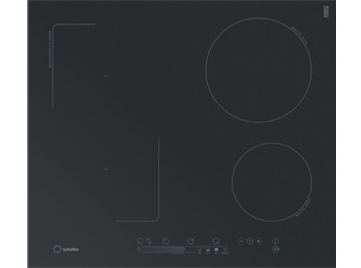 כיריים אינדוקציה SCHOLTES SCHIF 632 C DL