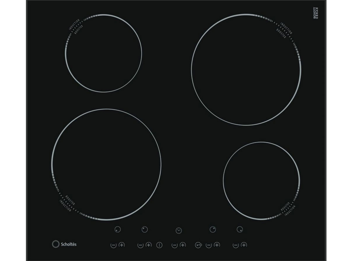 כיריים אינדוקציה SCHOLTES SH 06 DD TAB