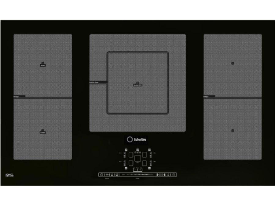 כיריים אינדוקציה SCHOLTES TIF 952 BXLDA